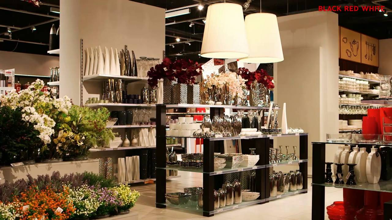 News Guide To The Salon Black Red White Furniture And