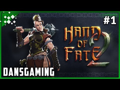 Let's Play Hand of Fate 2 (Part 1) - PC Gameplay
