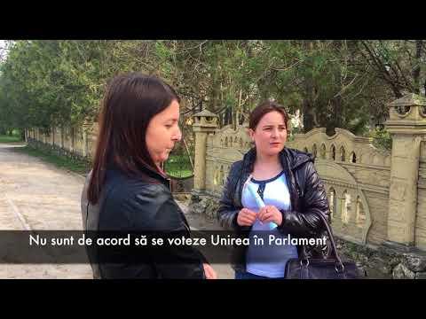 Campania ''Unirea Acasă'' la Ivancea, r-nul Orhei