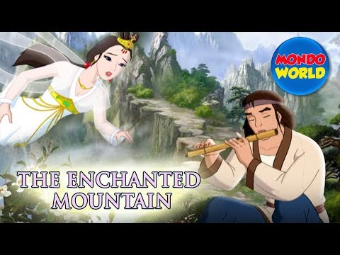 ENCHANTED MOUNTAIN full movie | cartoon for kids | fairy tail for children | Woodman and the Fairy from YouTube · Duration:  1 hour 39 minutes 57 seconds