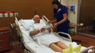 Fall Prevention at Moffitt Cancer Center