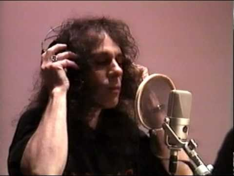 "Dio - In the Studio - Recording ""Lock Up the Wolves"" - ""Hey Angel"""
