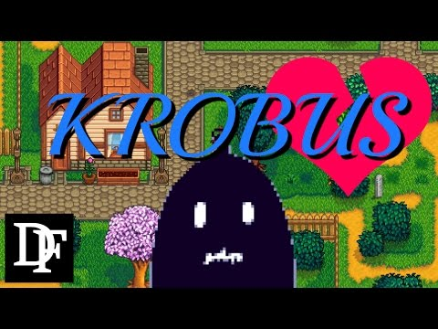 Make Stardew Valley - Marrying Krobus! Wait What Happened?! Images