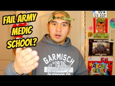 TOP 5 REASONS ARMY COMBAT MEDICS FAIL TRAINING
