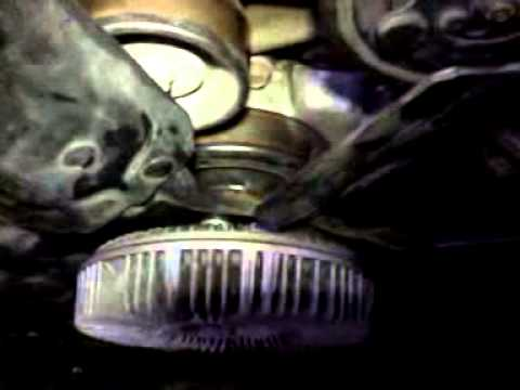 1998 Dodge Durango Bad Clutch Fan Youtube