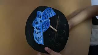 Week 8 Activity - Flying Owl Craft