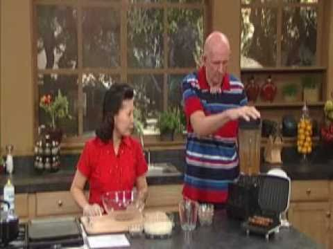 Vegetarian Cooking - 3abn-Cooking Hot dogs and Patties Recipes by Kyong Weathersby