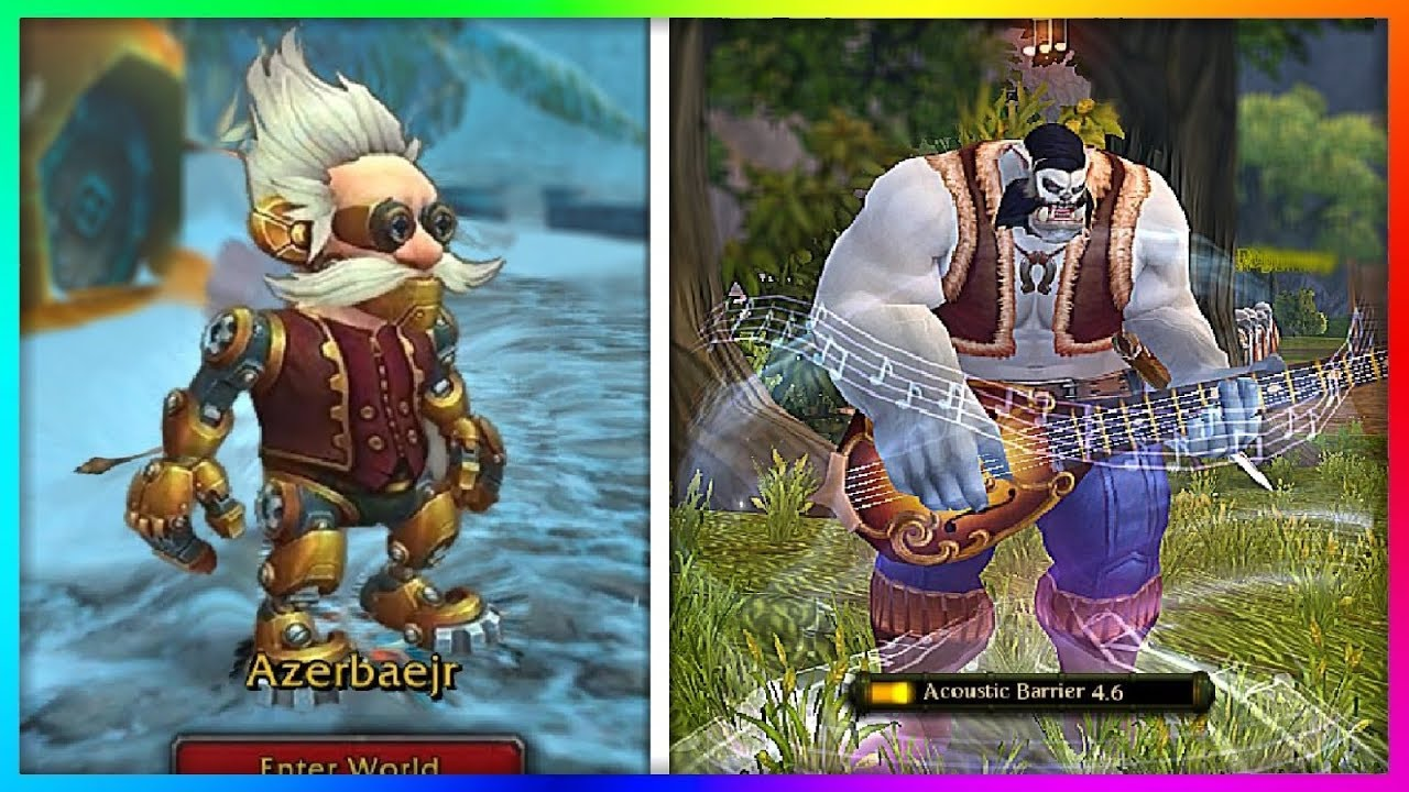 5 New Classes That Could Be Coming To Wow
