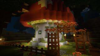 CREATIVERSE: Mushroom House Build YouTube