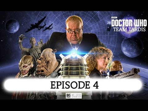 Doctor Who: TEAM TARDIS - Episode 4 - Big Finish News Series Talk, Series 9 Talk & DWM Issue 488 ...