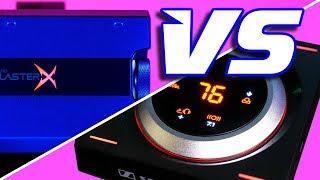 Creative SoundblasterX G6 Review: THIS or GSX 1000??