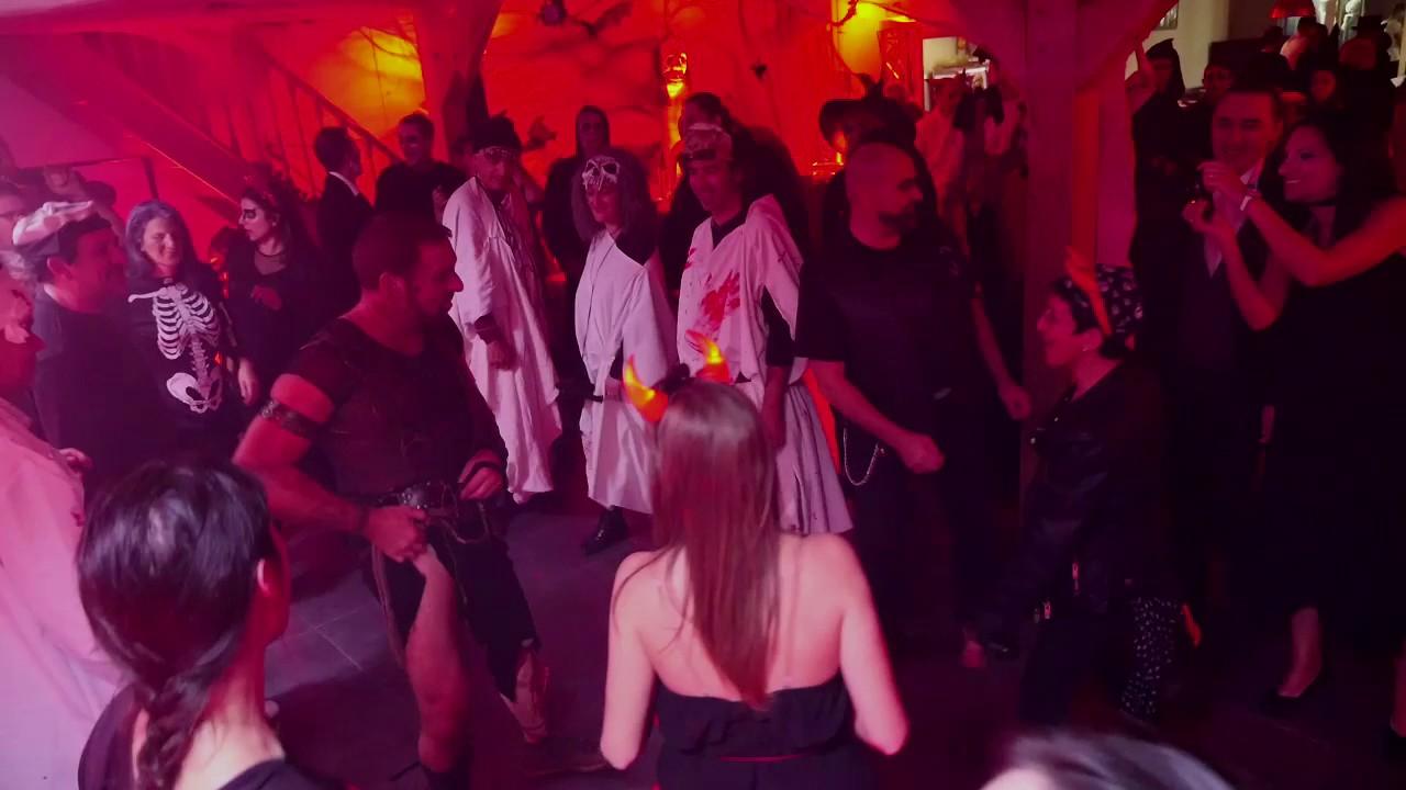 Video Halloween Anniversaire