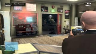 GTA 5 - Three Man Army Achievement & Guide
