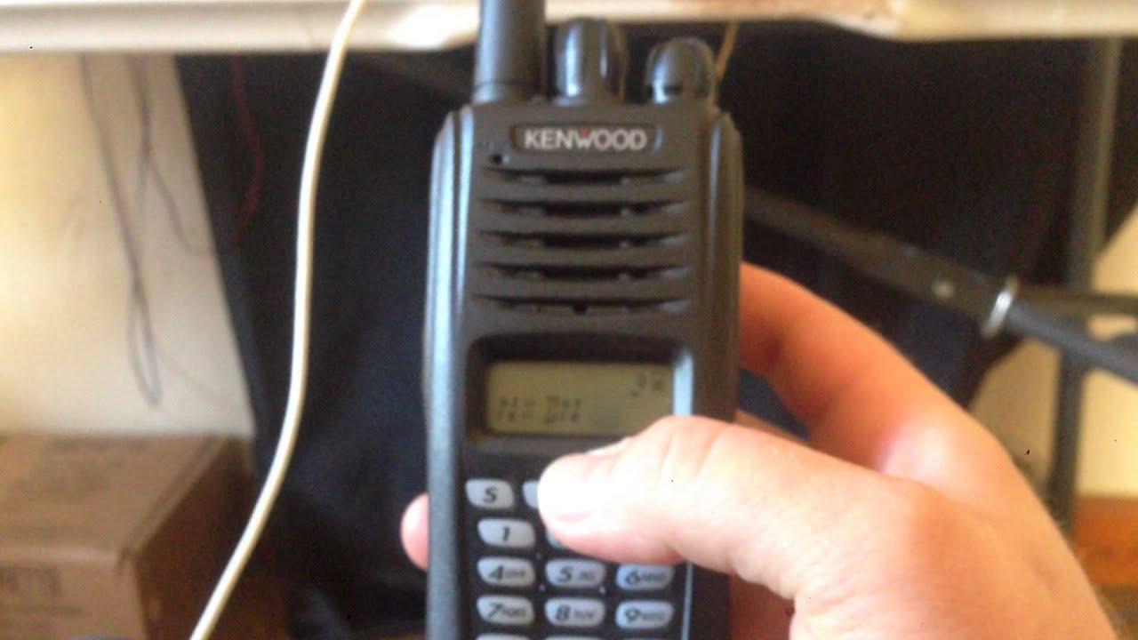 kenwood nexedge radio overview youtube rh youtube com Kenwood Portable Two-Way Radios kenwood nx-210 service manual