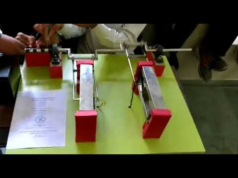 PROJECT ON DESIGN AND FABRICATION OF ELECTROMAGNETIC ENGINE