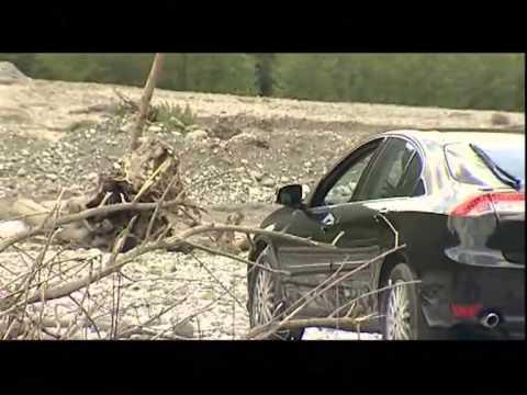Наши тесты - Renault Laguna III (2008)
