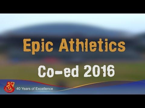 Co-ed 2016 - Epic Athletics