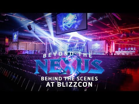 Beyond the Nexus Episode 21: Behind the Scenes at BlizzCon