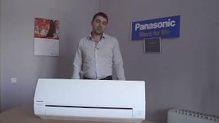 Обзор кондиционеров Panasonic серии CS/CU-UE