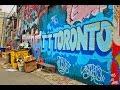 Summer Road Trip Part 1 - Niagra Falls To Toronto