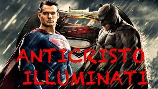 FILME SUPERMAN X BATMAN - ANTICRISTO ILLUMINATI