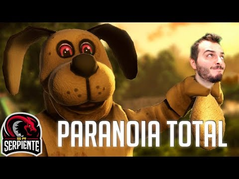 PARANOIA TOTAL | DUCK SEASON Htc Vive gameplay