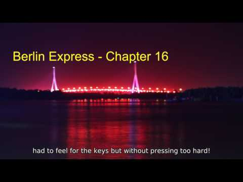 Berlin Express   Chapter 16 English story   subtitle