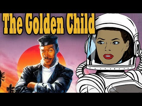 The Golden Child 1986 Movie   No Spoilers