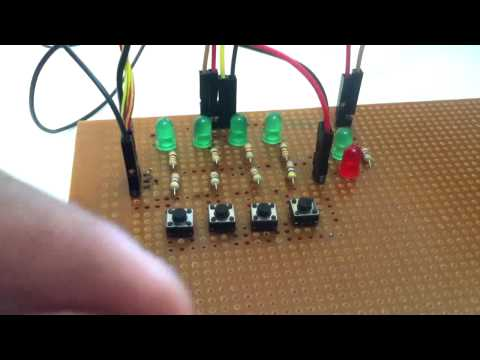 Memory Game - The Electronics Week (Project 2)