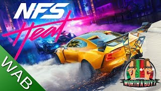 Need for Speed Heat Review - Heat from the Cops! (Video Game Video Review)