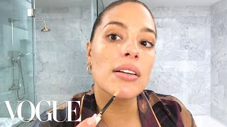 Ashley Graham's Guide to Eye Masks and Hydrated Skin | Beauty Secrets | Vogue
