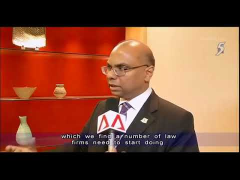 Cloud Legal Practice Management System - CoreMatter in Channel News Asia