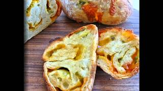Jalapeno Cheese Bread By Thefoodventure.com