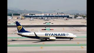Flight Report : Barcelona (BCN) to Sevilla (SVQ) with Ryan Air