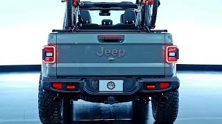 Gambar cover 2020 JEEP GLADIATOR modified by Mopar
