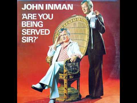 John Inman - Are You Being Served, Sir?