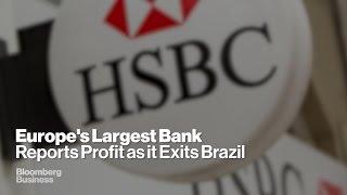 HSBC Profit Jumps 18 Percent as it Shifts Focus to Asia