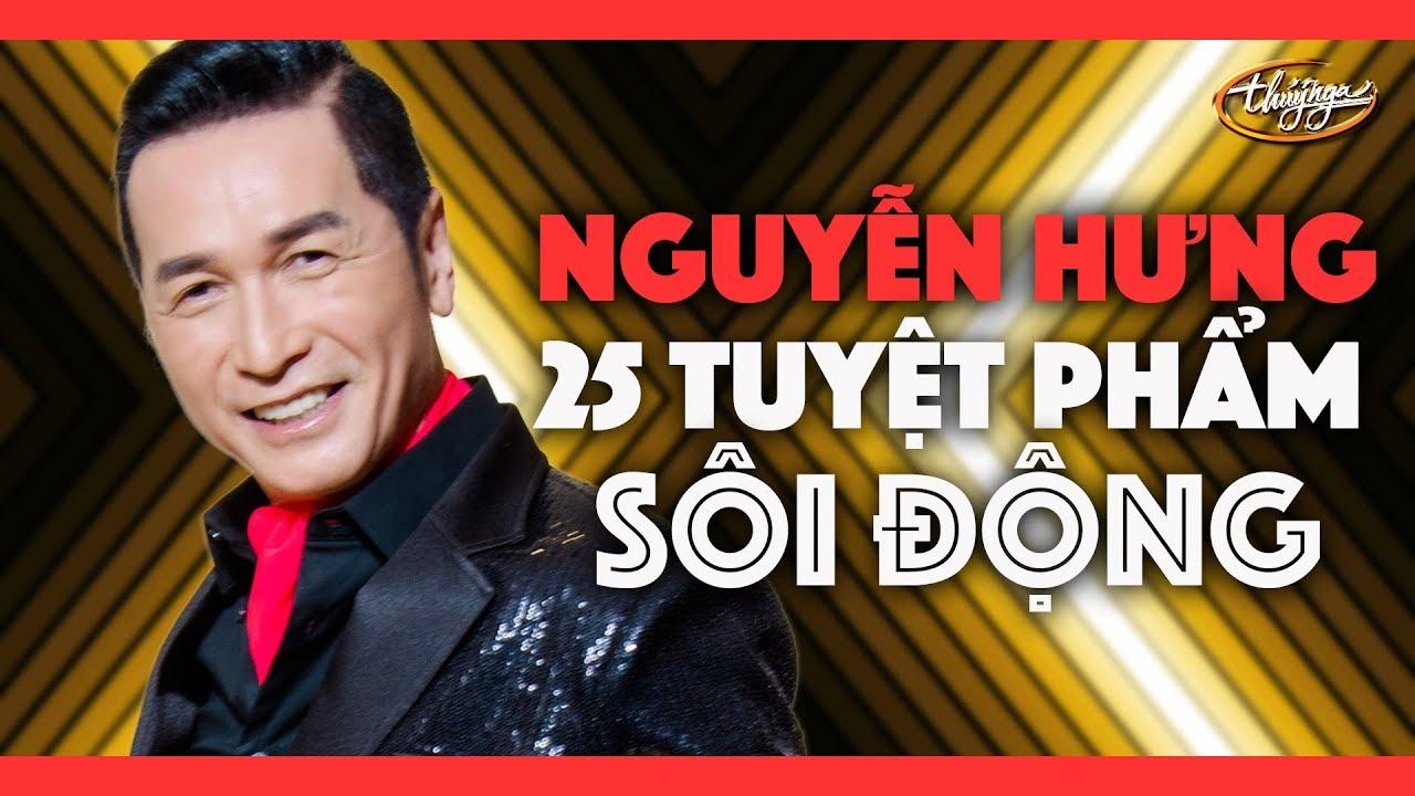 Download Nguyễn Hưng & 25 Tuyệt Phẩm Sôi Động