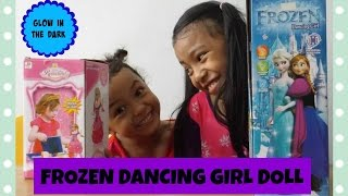 MAINAN ANAK ♥ BONEKA FROZEN DANCING GIRL | FROZEN DOLL DANCING