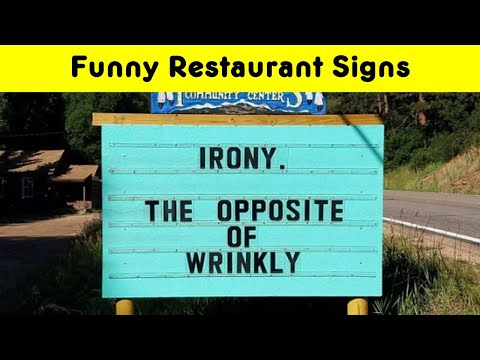 Funniest Signs And Puns Ever Put Up In Colorado