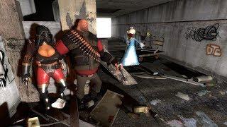 Team Fortress 2 Deathrun Map dr_supermario64