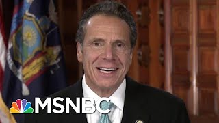 Gov. Cuomo On Trump's New Florida Residency: 'Good Riddance' | Velshi & Ruhle | MSNBC
