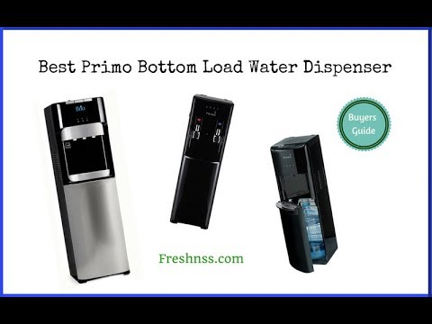 Best Primo Bottom Load Water Dispenser Reviews (2019 Buyers Guide)