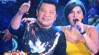 Allan K.Siniko yung Malaking SUSO ni Pauleen Luna!!!