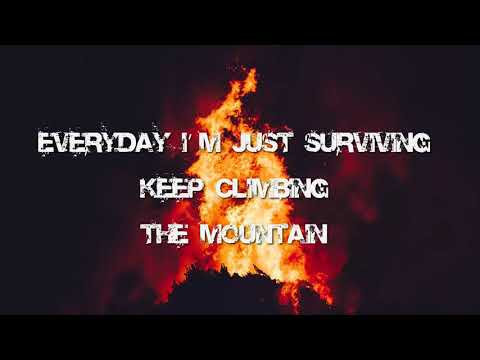 Three Days Grace - The Mountain with Lyrics