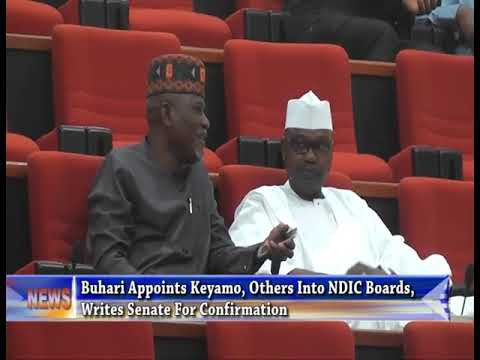 Buhari Appoints Keyamo, Others Into NDIC Boards, Writes Senate For Confirmation