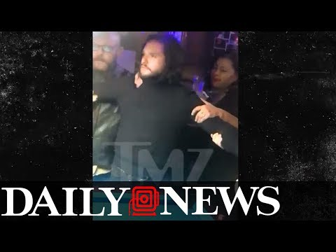 Drunken 'Game of Thrones' star Kit Harington booted from NYC bar