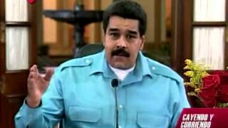 Maduro sobre el municipio Sucre de Miranda