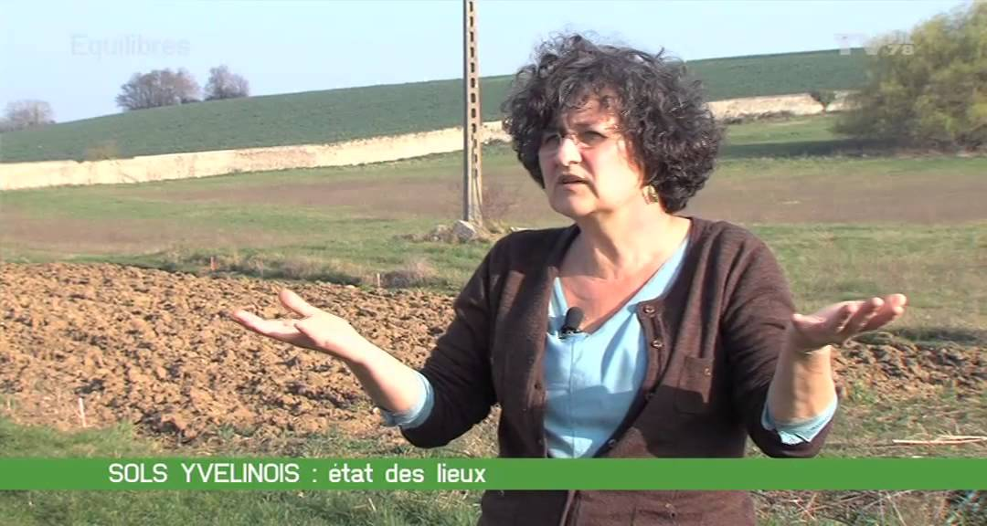 Equilibres – Les sols yvelinois, états des lieux
