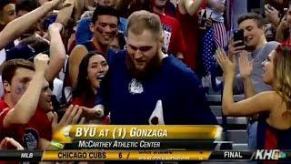 BYU 79, Gonzaga 71: Highlights and interviews